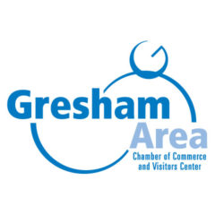 THE GRESHAM AREA CHAMBER OF COMMERCE