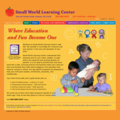 SMALL WORLD LEARNING CENTER