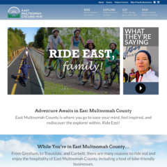 East Multnomah Cycling Hub