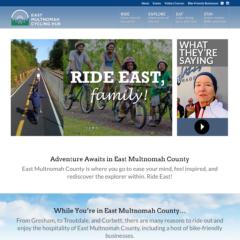 East Multnomah Cycling Hub